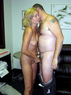 Hot fucking pictures with blonde..