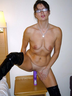 These horny MILFs cougars satisfies..