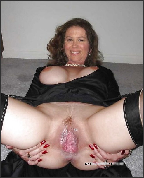 Hot milf with satin pantys stuck in her ass