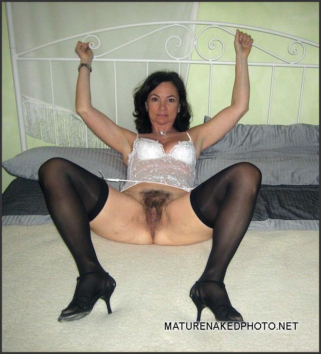 Nice hairy ass woman